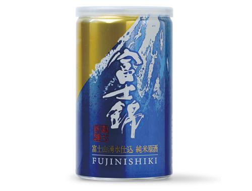 富士錦純米原酒の画像