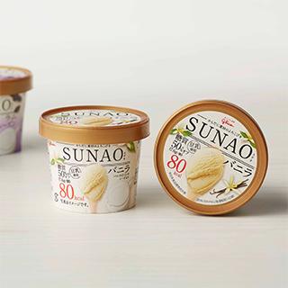 グリコ SUNAO アイスシリーズの画像