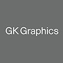株式会社GKグラフィックスのロゴ