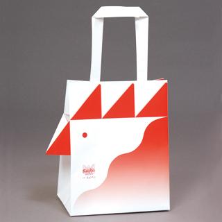 鶏の唐揚げ Carrier Bagの画像