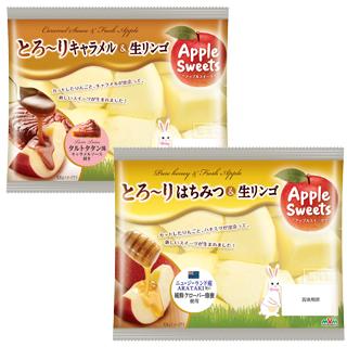 とろ〜りソース&生リンゴの画像