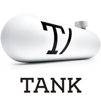 TANK株式会社のロゴ